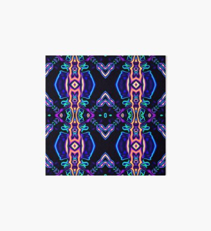 Tribal Visions Geometric Abstract Pattern 5 Art Board