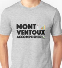 Mont Ventoux Accomplished Cycling Tour De France T-Shirt