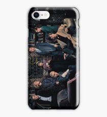 Sherlock Cast - Season 4 iPhone Case/Skin