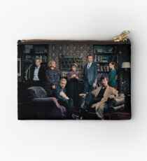 Sherlock Cast - Season 4 Studio Pouch