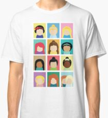 Princess Inspired Classic T-Shirt
