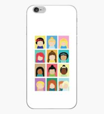 Princess Inspired iPhone Case