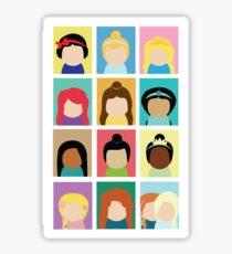 Princess Inspired Sticker