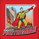 The Incredible Pointingman by Dragan Radujko