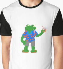 Froggie Graphic T-Shirt