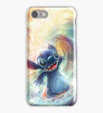 Surfing Stitch iPhone Case/Skin