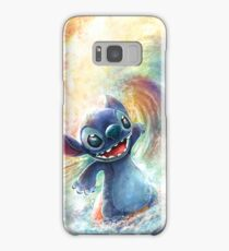 Surfing Stitch Samsung Galaxy Case/Skin