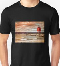 Charlevoix Lighthouse Unisex T-Shirt