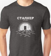 Stalker Slim Fit T-Shirt