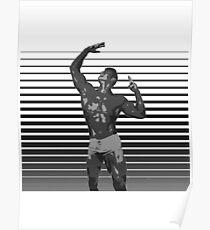 Dream Big - Bodybuilding (Gym Rat) Poster