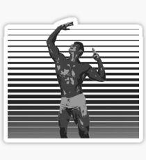 Dream Big - Bodybuilding (Gym Rat) Sticker