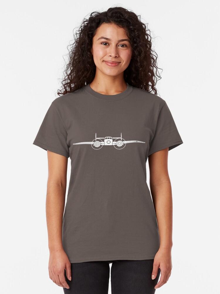 Alternate view of Beech 18 Classic T-Shirt