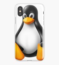 Linux Penguin – Tux iPhone Case