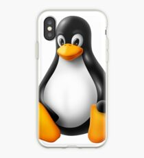 Linux Penguin – Tux iPhone Case