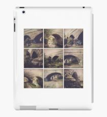 Hipstamatic Collage #11 [Coburg Lake] iPad Case/Skin