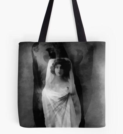 She Speaks to Idols Tote Bag