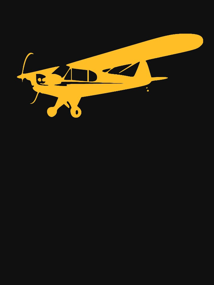 Piper J-3 Cub by cranha