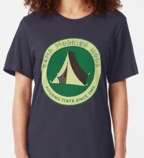 Camp Morning Wood Slim Fit T-Shirt