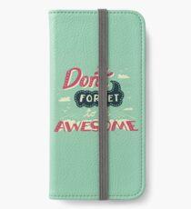 DFTBA iPhone Wallet/Case/Skin