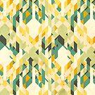 des-integrated tartan pattern by Yetiland