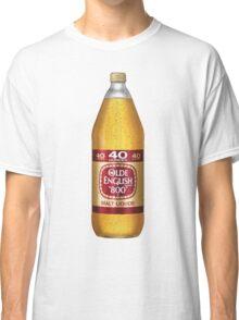 Old English 40z Classic T-Shirt