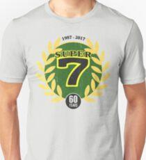 CATERHAM 60 Gold Super7 DISTRESSED T-Shirt
