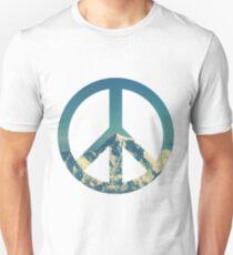 Peaceful Mountains Unisex T-Shirt