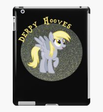 DerpyHoovesGlitter iPad Case/Skin