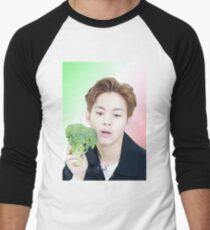 GRADIENT HONGBIN X BROC Men's Baseball ¾ T-Shirt