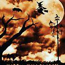 Happy Halloween by leapdaybride
