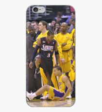 "Vinilo o funda para iPhone Allen Iverson - ""The Step Over"""