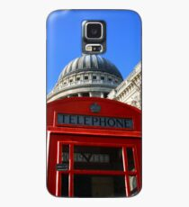 Traditional London Case/Skin for Samsung Galaxy