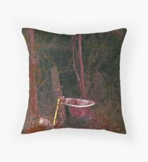 my bloody valentine Throw Pillow