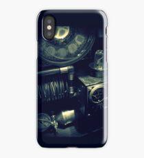 Steampunk Time Machine 1.1 iPhone Case/Skin