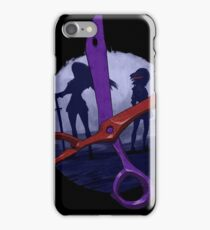 Scissor Blades iPhone Case/Skin