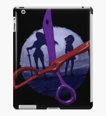 Scissor Blades iPad Case/Skin