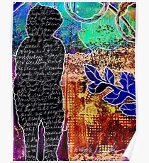 The Therapy of Art Journaling Poster