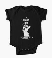 Gangster Easter - Make My Day One Piece - Short Sleeve