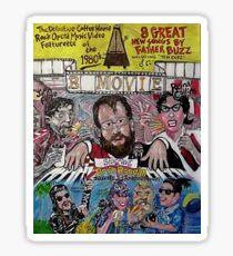 B Movie Sticker