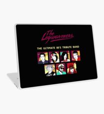 the legwarmers - the ultimate 80's tribute band Laptop Skin