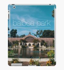 Summer in San Diego iPad Case/Skin