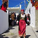 St George's Day Celebration- Crete by Francis Drake