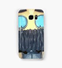 Dance Gavin Dance Character (W/ Text) Samsung Galaxy Case/Skin