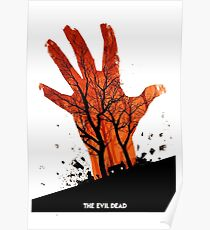 the evil dead rise up  Poster