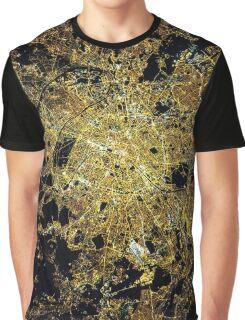 Paris - The City of Light Graphic T-Shirt