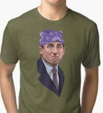 Free Prison Mike Tri-blend T-Shirt