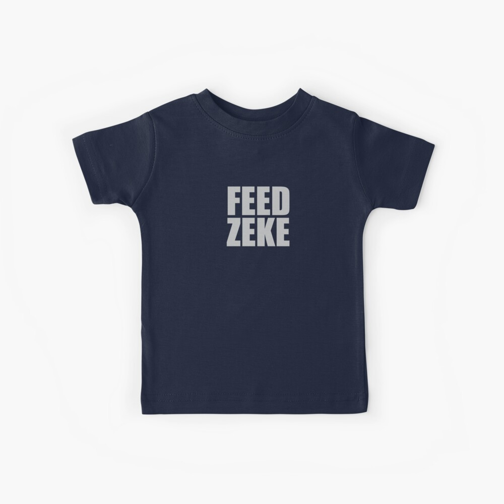 Feed Zeke Kids T-Shirt