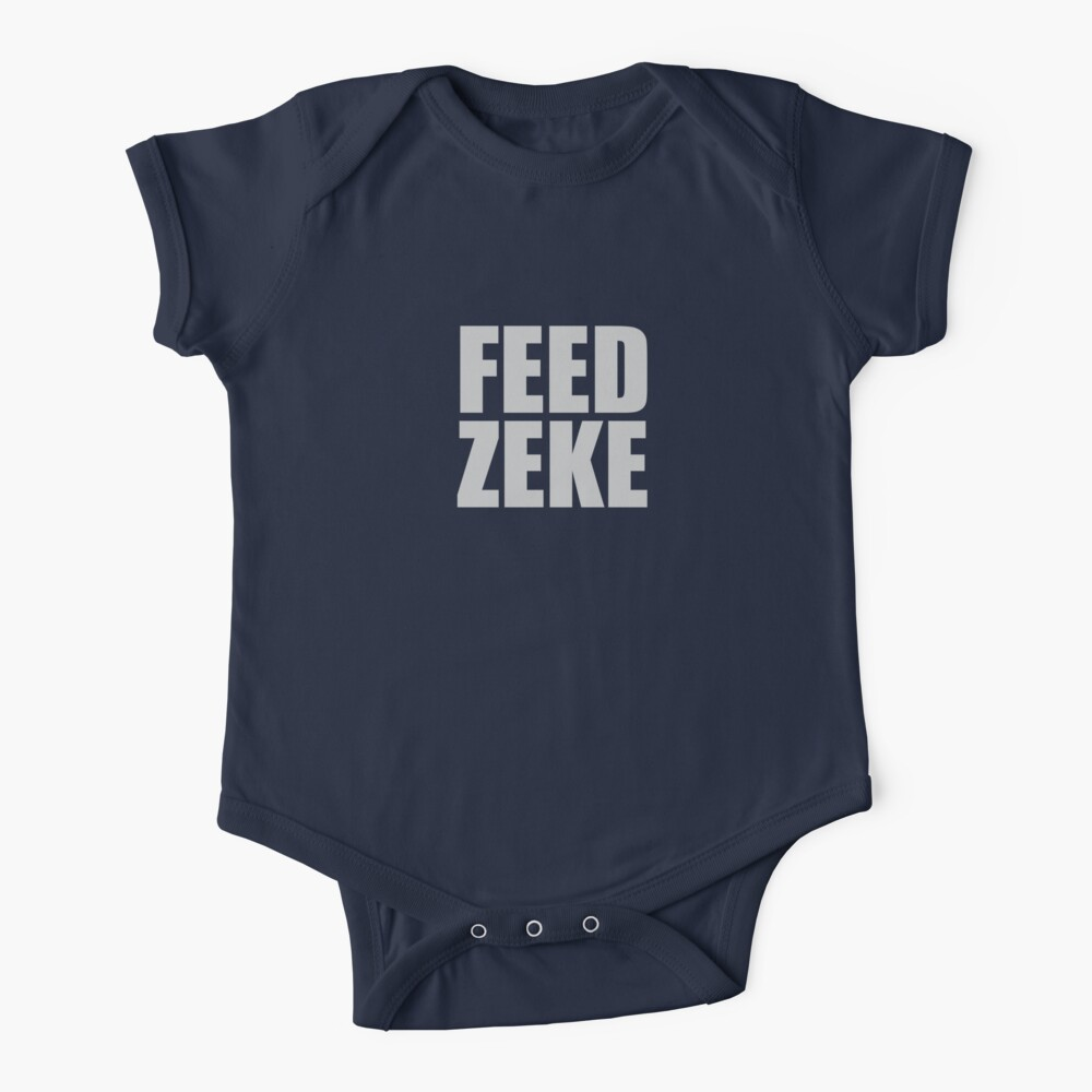 Feed Zeke Baby One-Piece