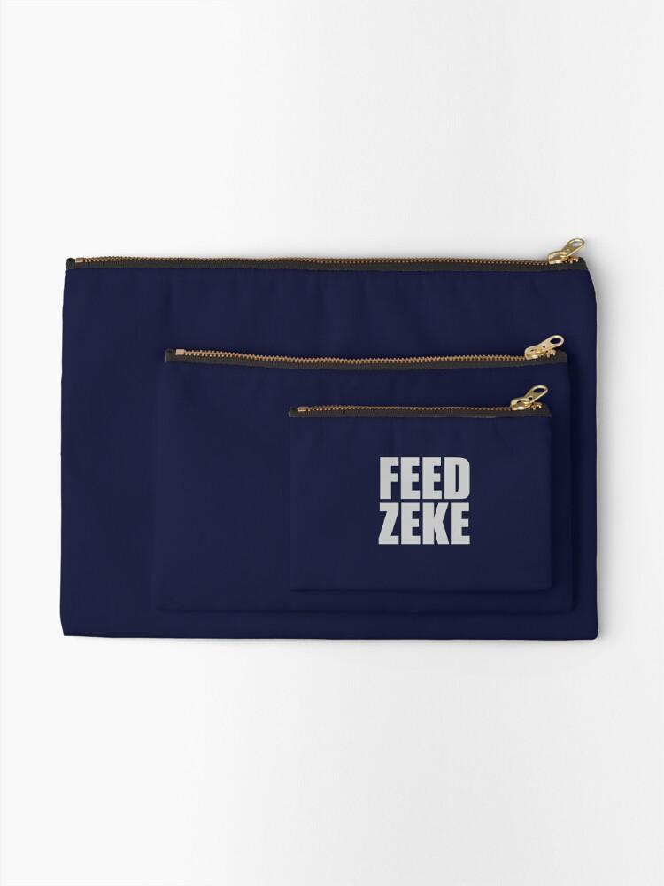 Alternate view of Feed Zeke Zipper Pouch