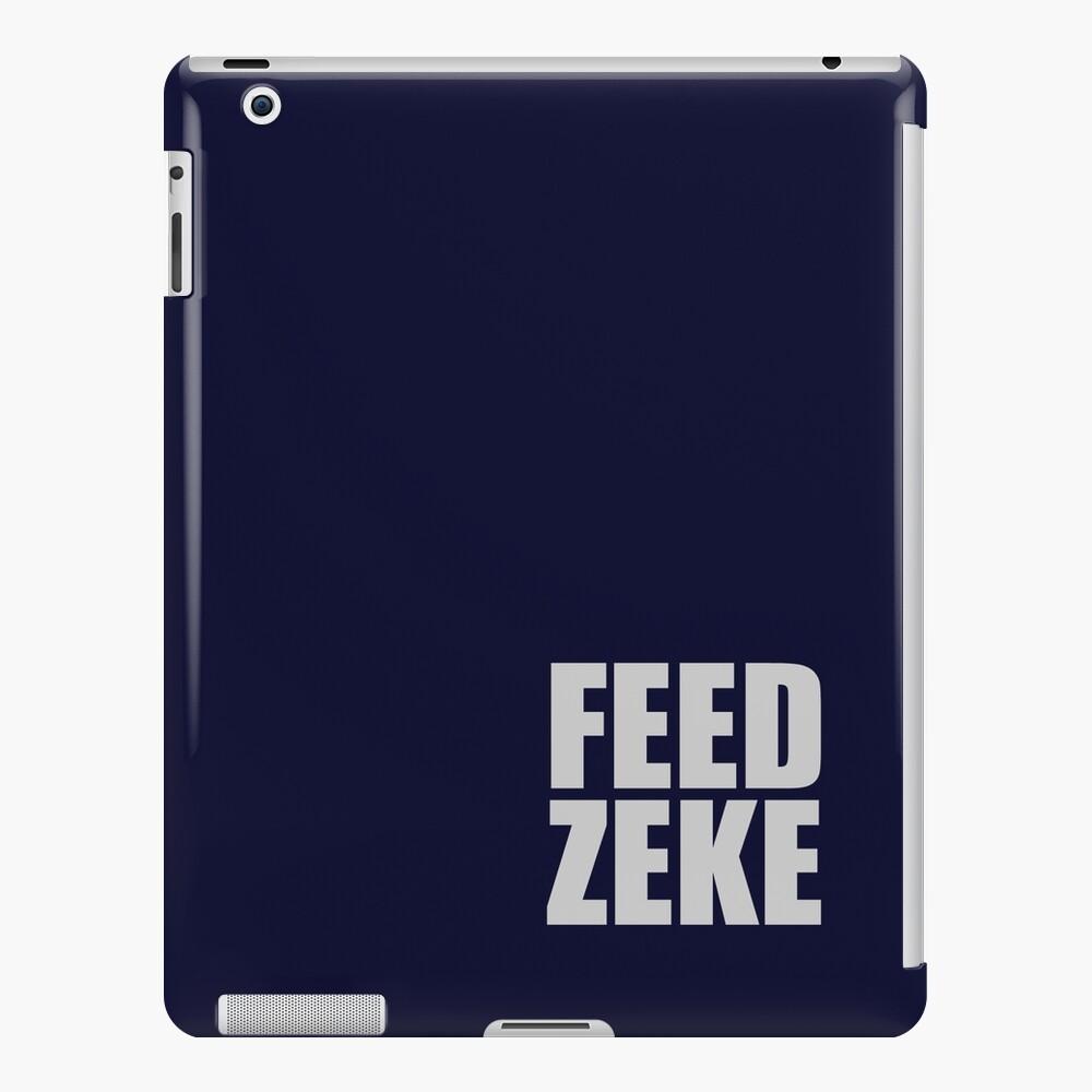 Feed Zeke iPad Case & Skin